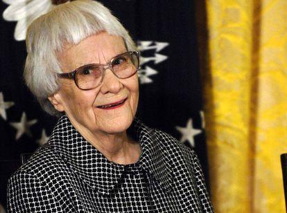 Harper Lee, em 2007.