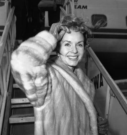Debbie Reynolds em 1952.