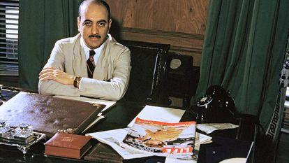 Roberto Marinho em 1960.