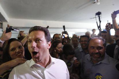 O prefeito eleito de Porto Alegre, Nelson Marchezan Jr..