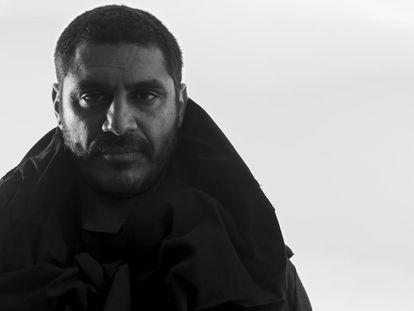 O rapper Criolo.