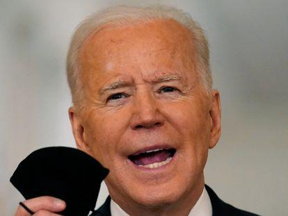 Presidente dos Estados Unidos, Joe Biden.