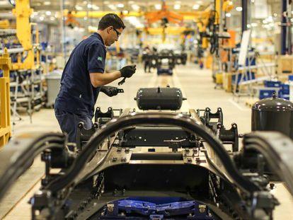 O setor dos veículos é um dos otimistas com a retomada.