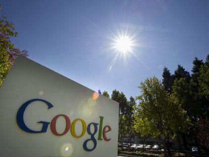 Sede do Google em Mountain View, Califórnia.