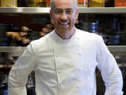 O chef Alex Atala, do D.O.M.