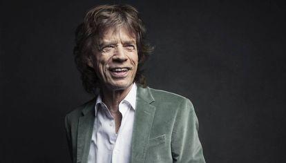 Mick Jagger, em novembro de 2016 em Nova York.