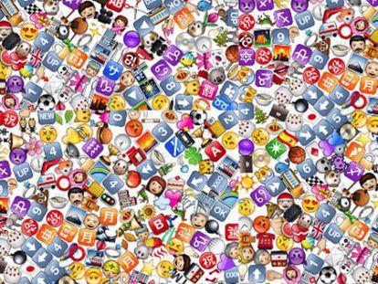 Atlas mundial dos 'emoticons' mais usados cria e destrói estereótipos
