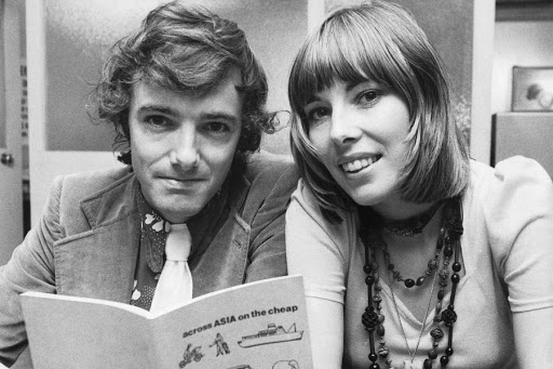 Tony e Maureen Wheeler.