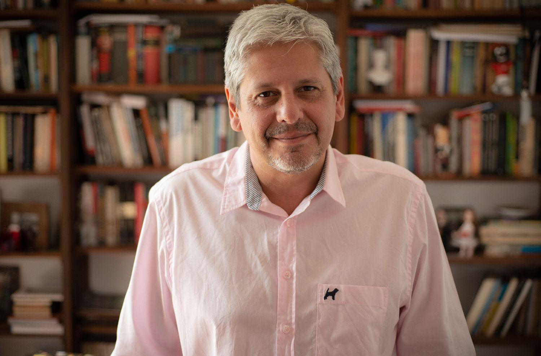 Juliano Corbelino, consultor de marketing eleitoral.