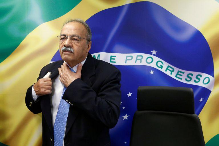 O senador licenciado Chico Rodrigues, que foi pego com dinheiro na cueca, em imagem de 2019.