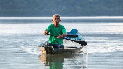 Chico Caititu está ameaçado de morte por sua luta em defesa da comunidade Montanha e Mangabal, do rio Tapajós e da floresta amazônica