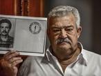 O ferramenteiro Lúcio Bellentani, que foi preso enquanto trabalhava.LUCAS LACAZ RUIZ / FOLHAPRESS