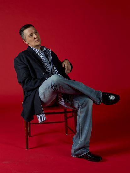 Paul B. Preciado, retratado por Catherine Opie em 2019.