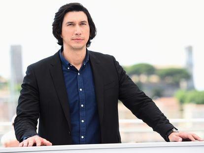 Adam Driver durante a apresentação de 'Annette' no Festival de Cinema de Cannes, em julho passado.