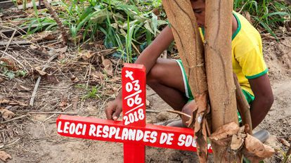 O pai do menino de 11 anos foi a vítima mais recente dos conflitos de terra em Anapu, no Pará, mas certamente não será o último a tombar no Brasil sem justiça