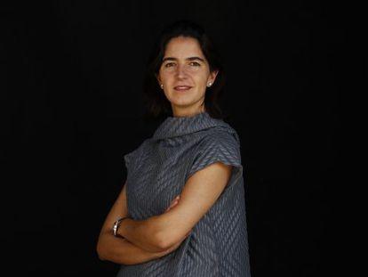 A arquiteta mexicana Fernanda Canales.