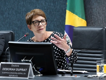 A procuradora federal aposentada Deborah Duprat.