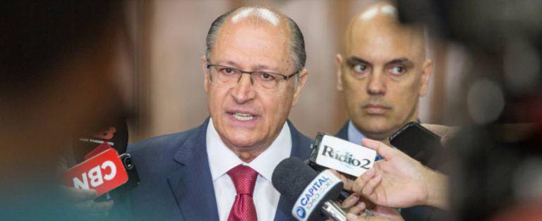Antes de ser ministro da Justiça, Alexandre de Moraes foi promotor do MPSP e secretário do governador Geraldo Alckmin.