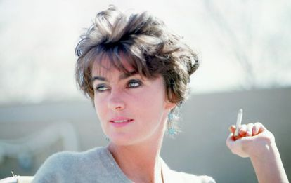 A escritora norte-americana Lucia Berlin