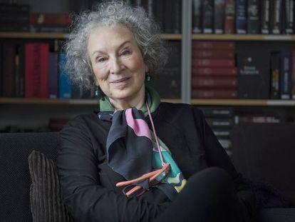 Margaret Atwood, em uma fotografia de 2015.