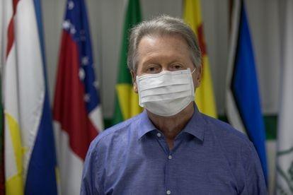 Artur Virgilio Neto, prefeito de Manaus, em entrevista ao EL PAÍS.