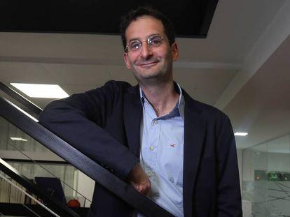 Federico Finchelstein, em Madri em junho do ano passado.