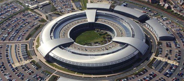 Sede da agência britânica de escuta GCHQ, no Reino Unido.
