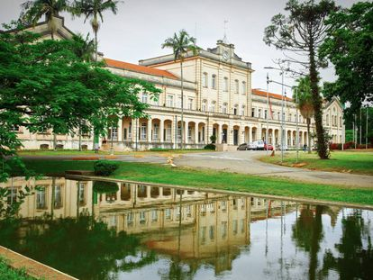 Escola Superior de Agricultura, em Piracicaba (SP).