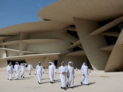 Catar inaugura seu Museu Nacional