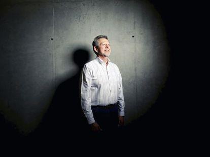 James Green, diretor de ciências planetárias da NASA, em CosmoCaixa, em Madri