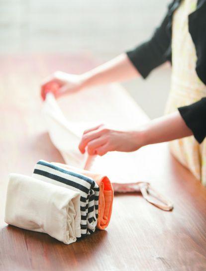 Para Kondo é importante organizar as coisas por tipos e não por lugar. Foto: Natsuno Ichigo