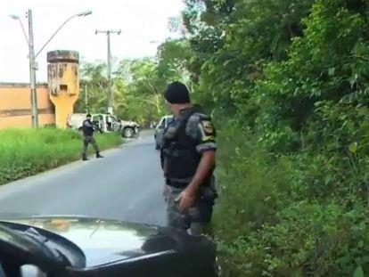 Massacre em presídio de Manaus deixa 56 detentos mortos