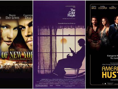 Filmes com 11 indicações e nenhum Oscar