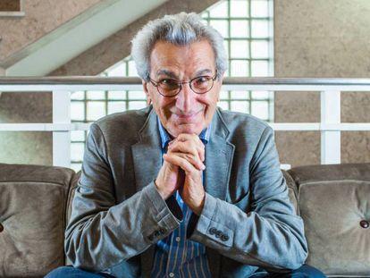 Antonio Negri em São Paulo.