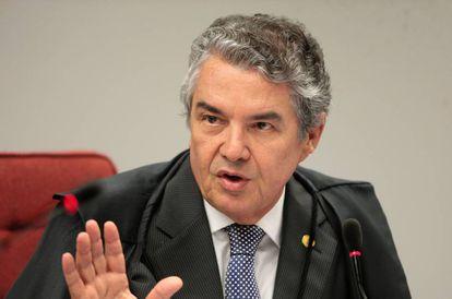 O ministro Marco Aurélio Mello.