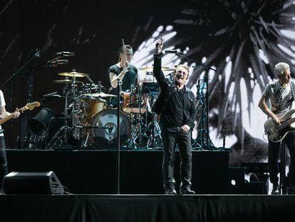U2, o passado como um tesouro nas mãos da banda irlandesa em São Paulo