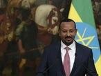 El primer ministro de Etiopía, Abiy Ahmed   (Foto de ARCHIVO) 01/01/1970