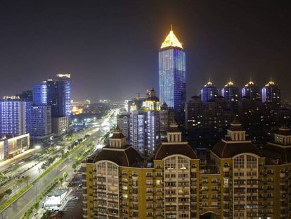 Xi Jinping recebe Michel Temer, nesta sexta-feira, em Hangzhou (China).