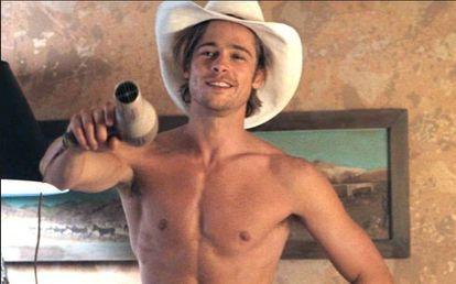 Os 10 minutos de Brad Pitt em 'Thelma e Louise' são a maior objetificação de um homem que o espectador veria nos anos noventa.