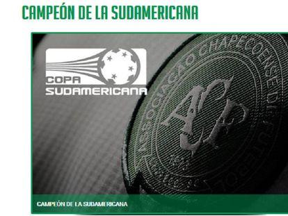 Imagem publicada pelo site do Atlético Nacional.