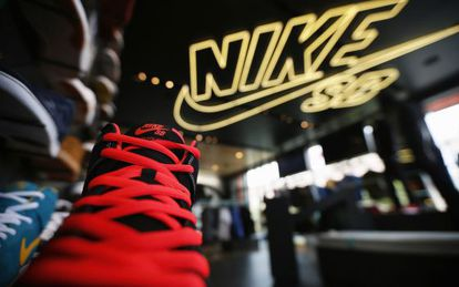 Loja da Nike em Santa Monica (Califórnia).