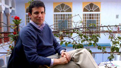 David Remnick, diretor da revista 'The New Yorker' desde 1998.