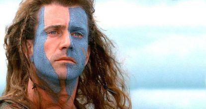 O traço mais característico de William Wallace, protagonista de 'Coração Valente' (1995) é sua cara pintada de azul. Mas era esse mesmo o aspecto dos guerreiros escoceses da Idade Média?