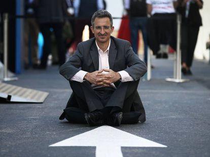 Tal Ben-Shahar, em evento na capital espanhola.