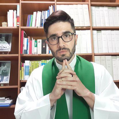 Padre Leonardo Lucian Dall Osto.