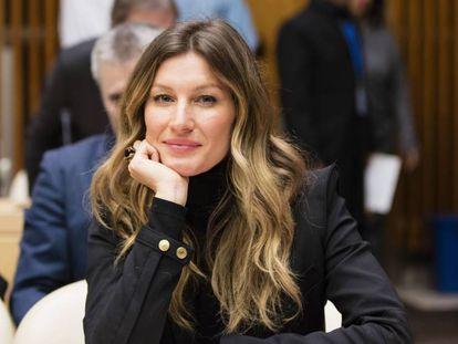 Gisele Bündchen, rejeitada 42 vezes no início de carreira