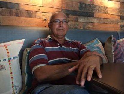 Antônio José de Sousa já foi funcionário contratado pela Petrobras e voltou à estatal como terceirizado anos depois.