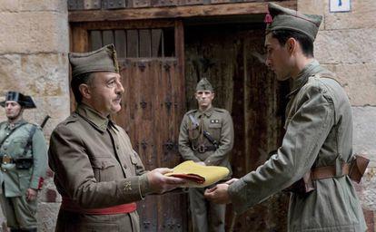 O último filme de Amenábar, 'Enquanto dure a guerra', conta como foram os inícios da Guerra Civil espanhola, contenda na que Franco teve um papel principal.