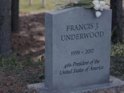 Plataforma revela a solução para o adeus de Kevin Spacey, acusado de assédio sexual, divulgando um trailer no qual sugere que o personagem morreu