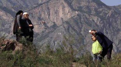 As montanhas de Qinghai (China) abrigam uma vida tranquila aos muçulmanos que lá vivem